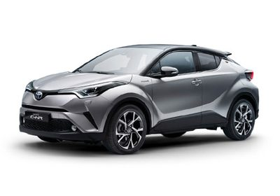 TOYOTA C-HR – 1.8H (122CV) E-CVT Business