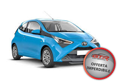 TOYOTA AYGO 1.0 VVT-I X-BUSINESS