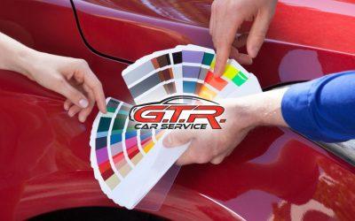 Verniciatura dell'auto: come scegliere il colore della carrozzeria